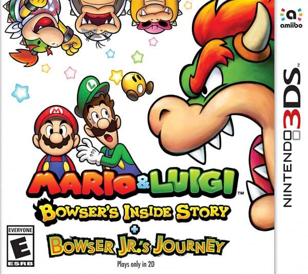 Mario Luigi Bowser S Inside Story Bowser Jr S Journey Review