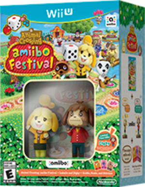 Isabelle - Winter Outfit amiibo Pack