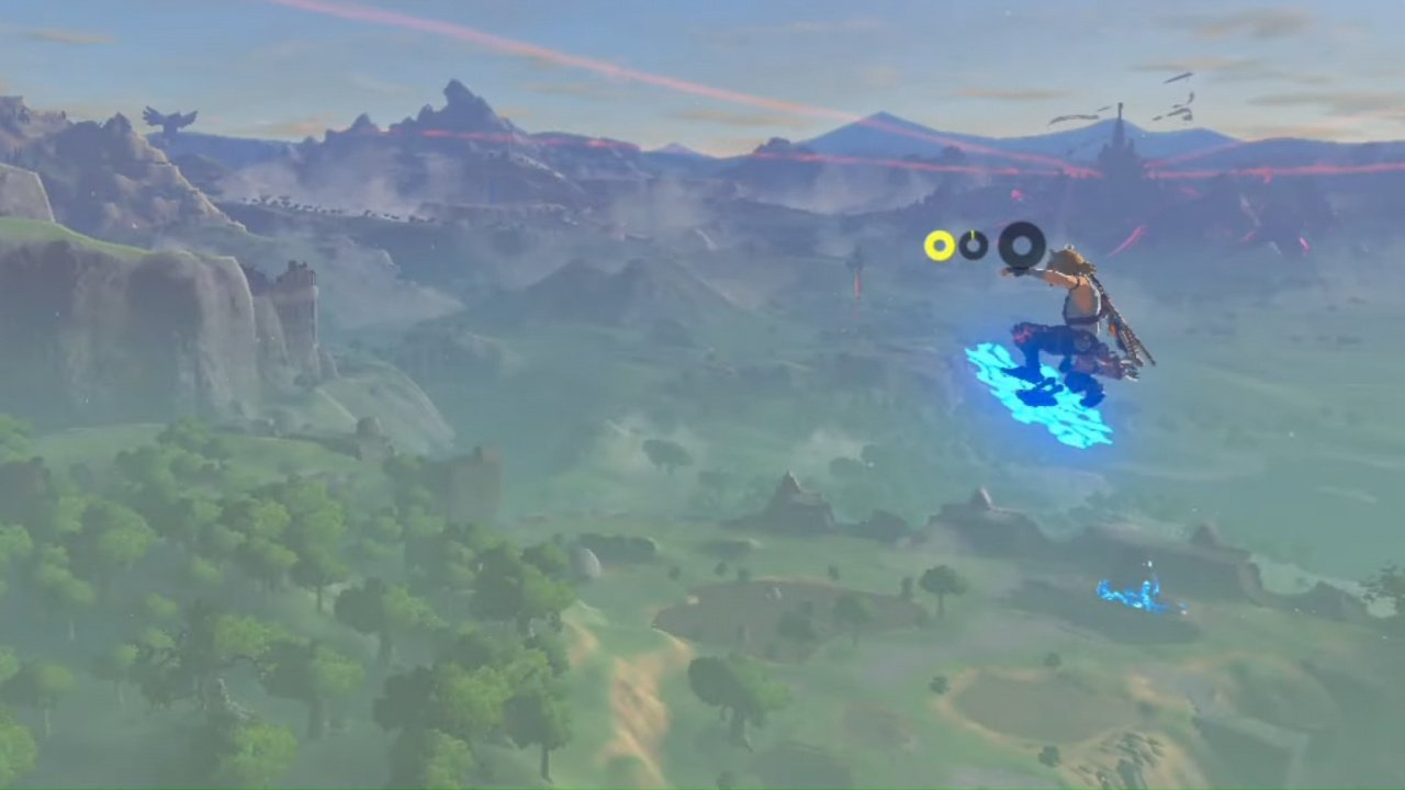 Video: This Guardian Kill Takes Zelda: Breath Of The Wild Trick Shots To New Heights