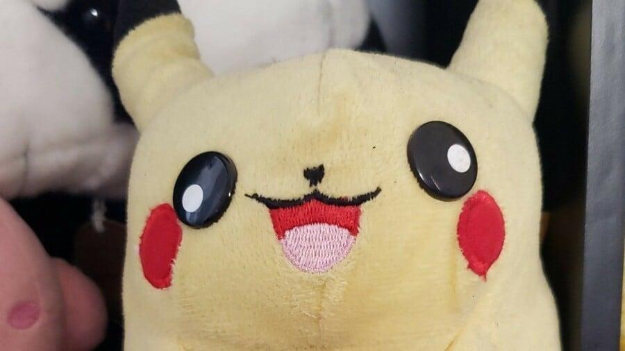 Pikachu (deformed)
