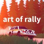 art of rally (Switch eShop)