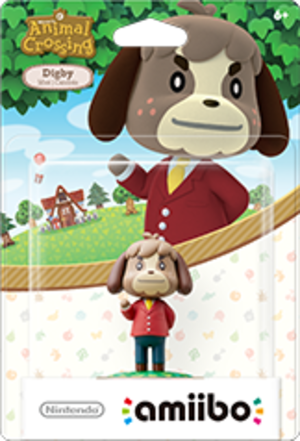 Digby amiibo Pack