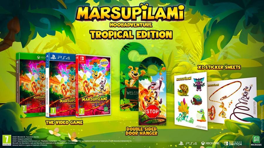 Masupirami Tropical Edition