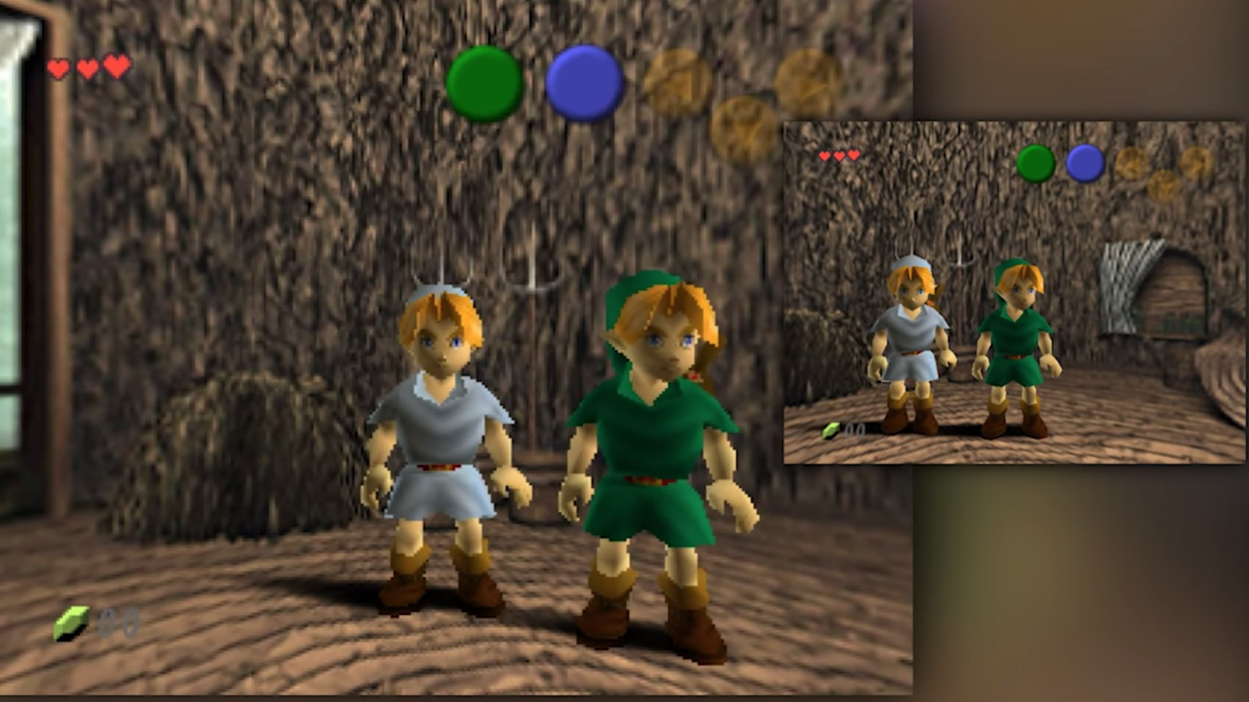 Zelda: Ocarina Of Time Mod Adds Online Co-Op - Nintendo Life