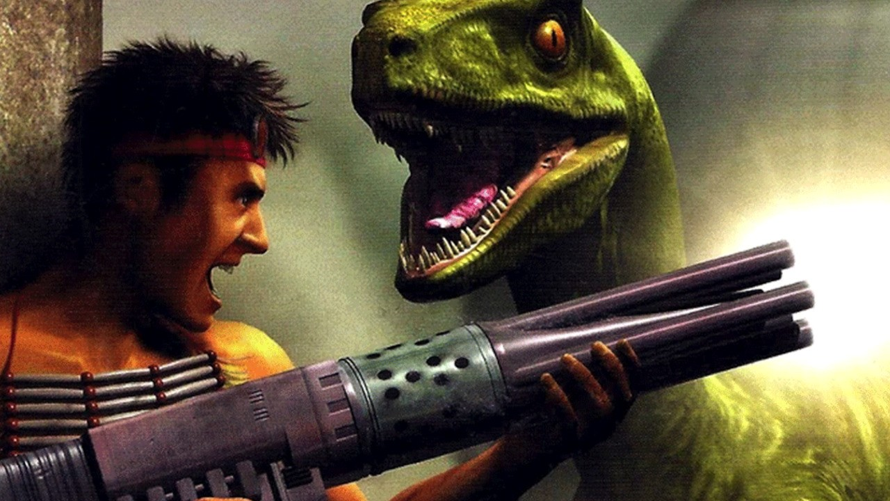 Review: Turok 2: Seeds of Evil - A Painfully Incomplete Version Of An N64 Classic