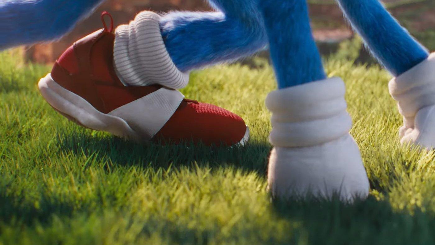 Random Puma Might Actually Be Releasing Sonic S Movie Shoes Nintendo Life