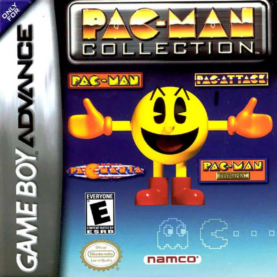 Pac Man Collection