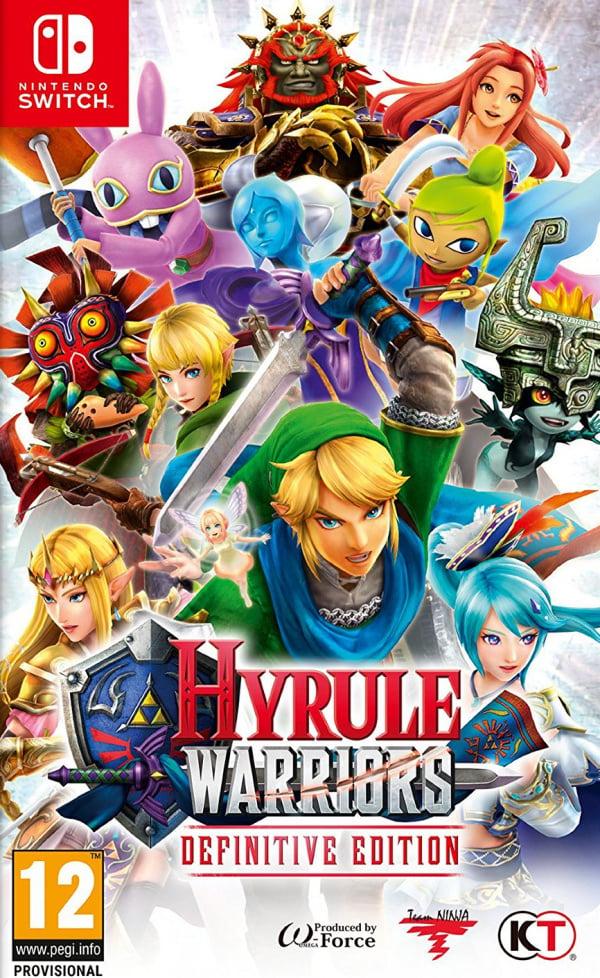 hyrule warriors definitive edition master sword
