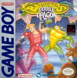 Battletoads & Double Dragon: The Ultimate Team