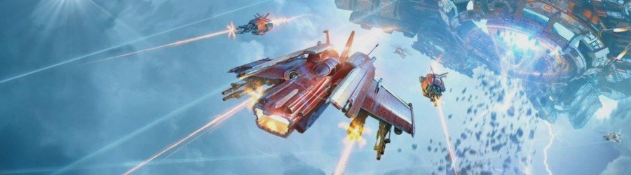 Sky Force Reloaded (Switch eShop)