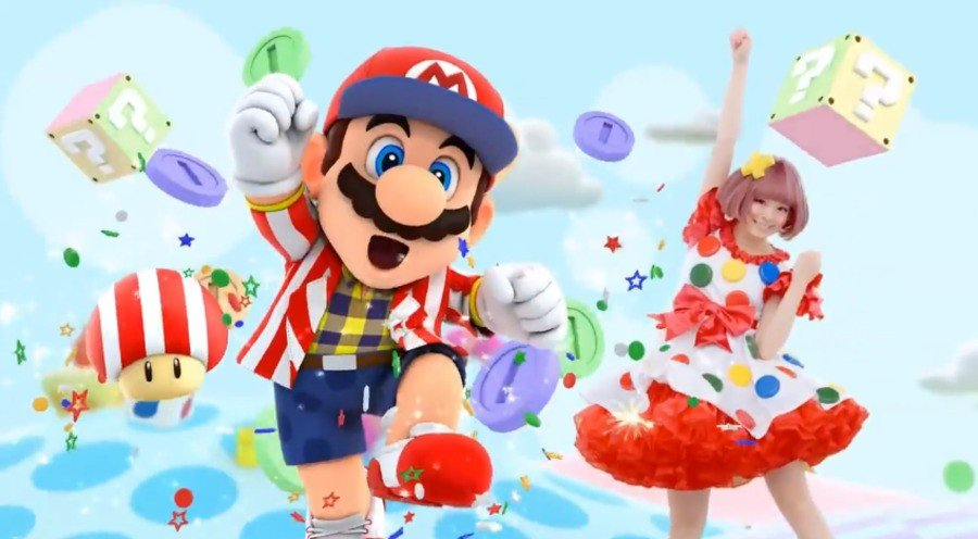 """Japanese Commercial For New 3DS Highlights Those Fetching """"Kisekae Plate"""" Covers"""