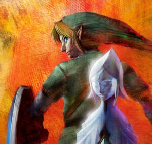 A mean and moody Link!
