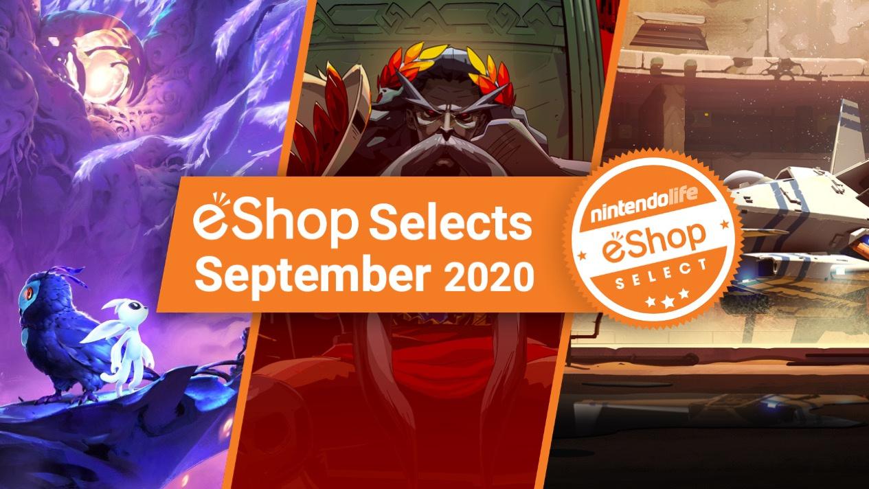 Feature: Nintendo Life eShop Selects - September 2020