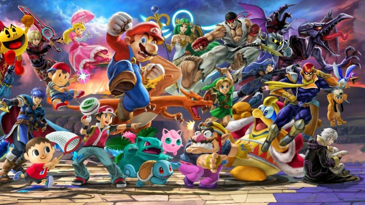 Soapbox: I Don't 'Get' Smash Bros  And I Just Don't Know Why