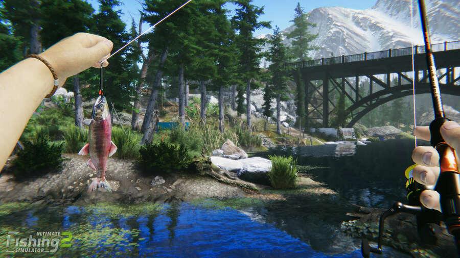 Ultimate Fishing Simulator 2 03 (press Material)