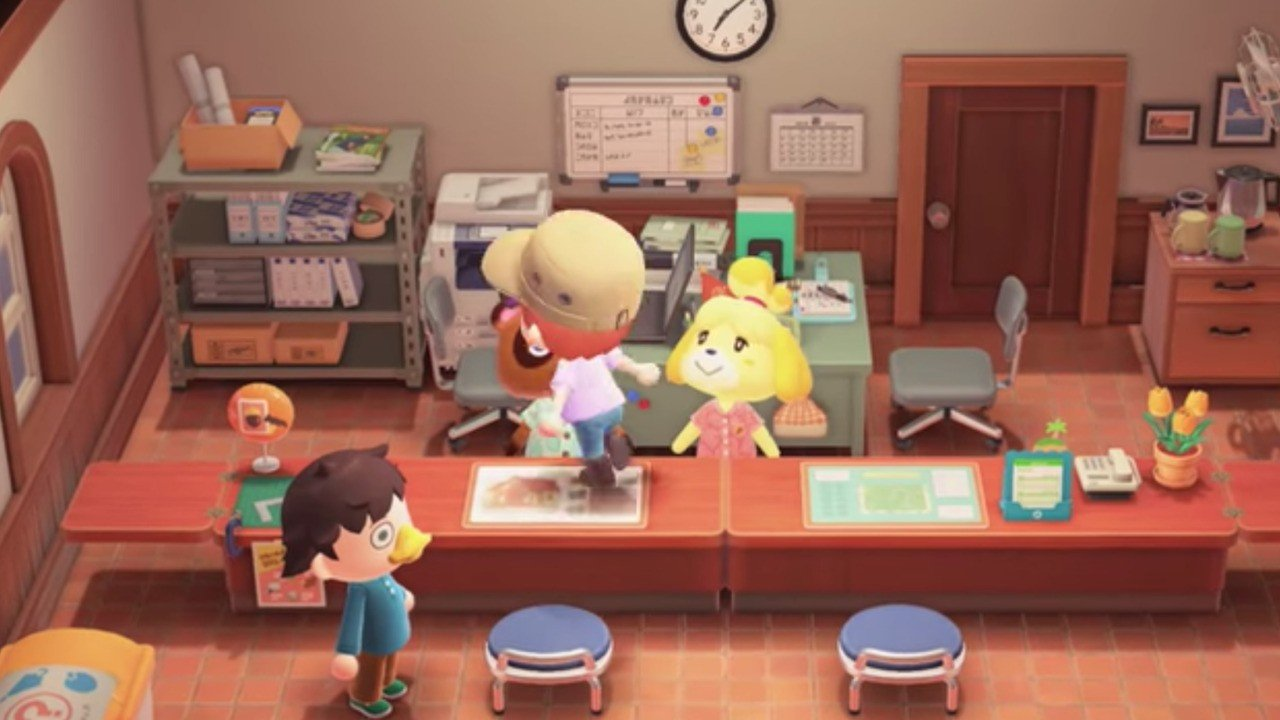 Video: Áreas que no estaba destinado a ver en Animal Crossing: New Horizons 2