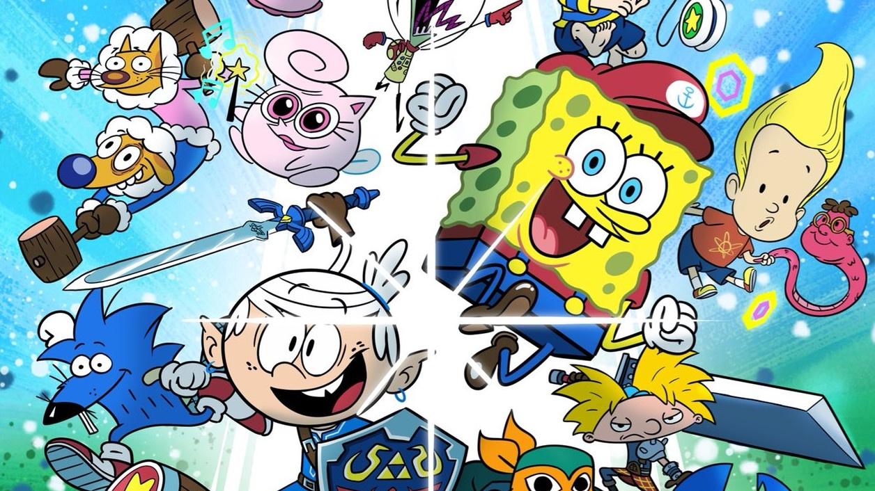 Nick De Spongebob