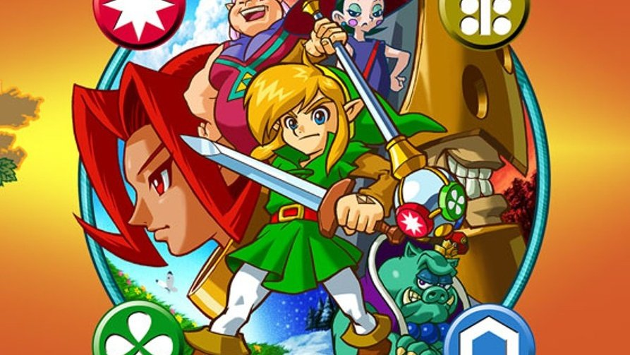 Get Zelda: Oracle Of Seasons And Oracle Of Ages For Just Over £5 With My Nintendo (Europe)