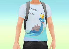 Surf Blue Shirt