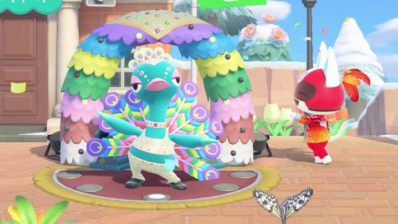 Animal Crossing: New Horizons' Next Free Update Arrives This Week