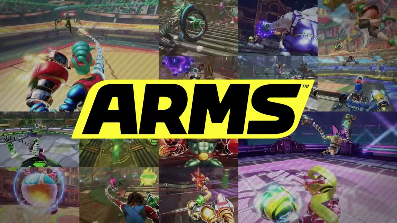 Super Smash Bros. Ultimate's Sixth DLC Fighter Is From ARMS - Nintendo Life