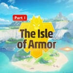 Pokémon Sword and Shield - The Isle Of Armor