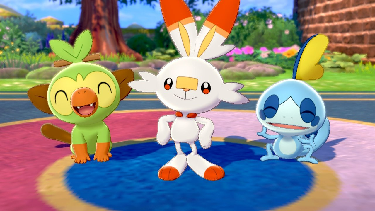 Hidden Ability Grookey Scorbunny And Sobble Now Being Distributed Through Pokemon Home Nintendo Life Fire damage calculator view on babiri.net. hidden ability grookey scorbunny and