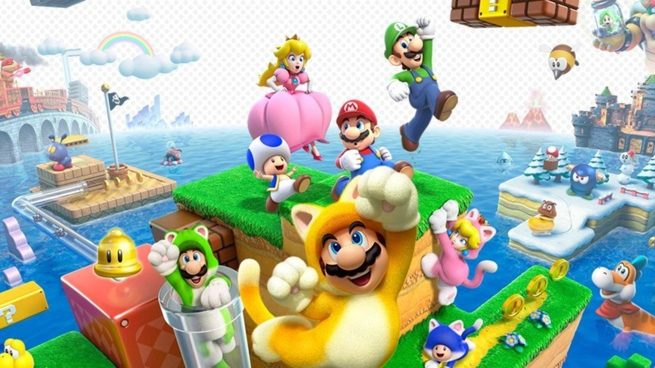 Best Buy Lists Super Mario 3D World for Nintendo Switch, But We're Not Sure  - iGamesNews
