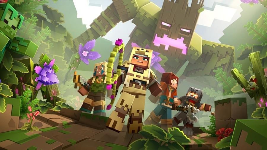 Minecraft Dungeons - Jungle Awakens
