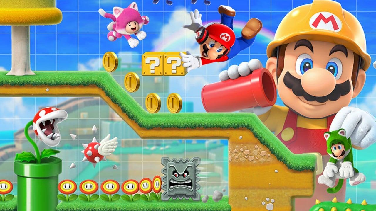 Talking Point: Super Mario Maker 2 Should Finally Enable Us