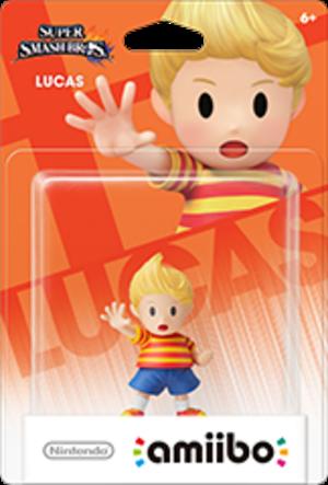 Lucas amiibo Pack