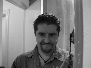 Steve Hammond - the man behind Unirally's often hilarious instruction manual
