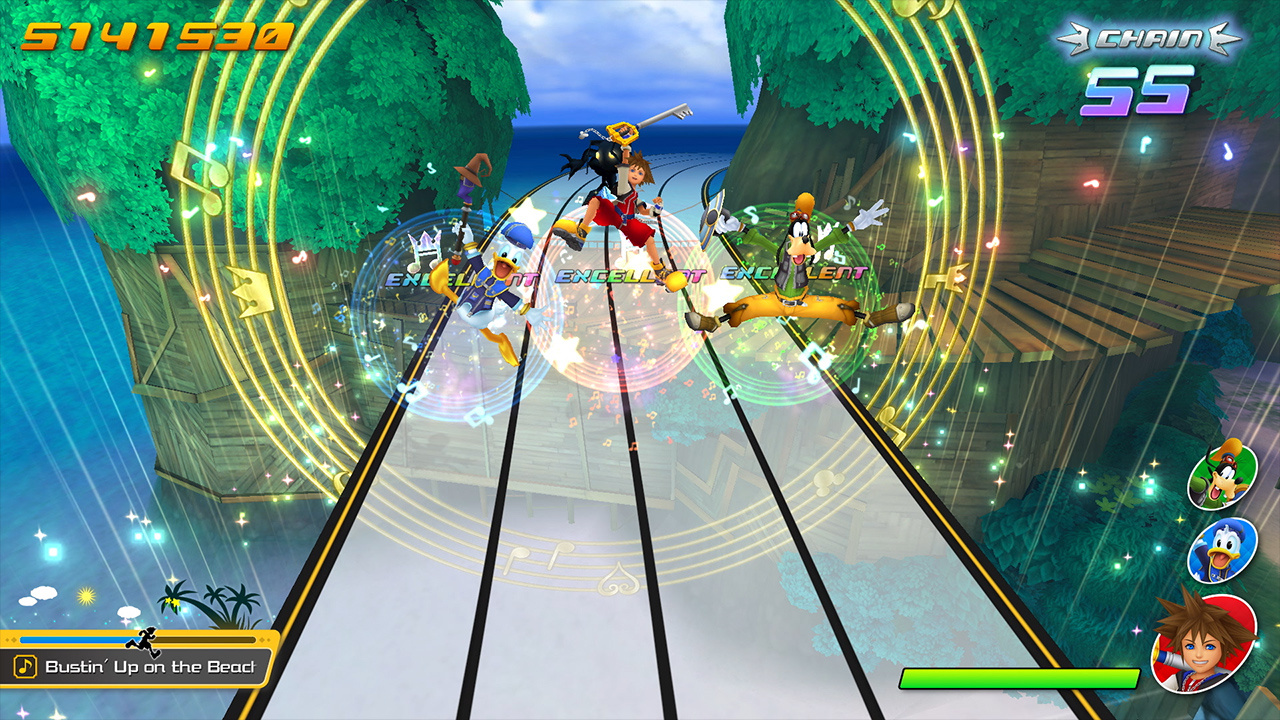 Rhythm Game Kingdom Hearts Melody of Memory Announced, Features Over 140 Tracks