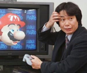 Shigsy playing Mario 64
