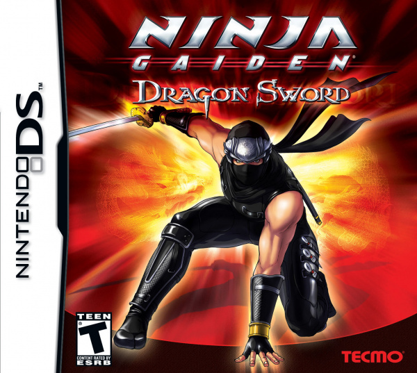 Ninja Gaiden Dragon Sword Review Ds Nintendo Life