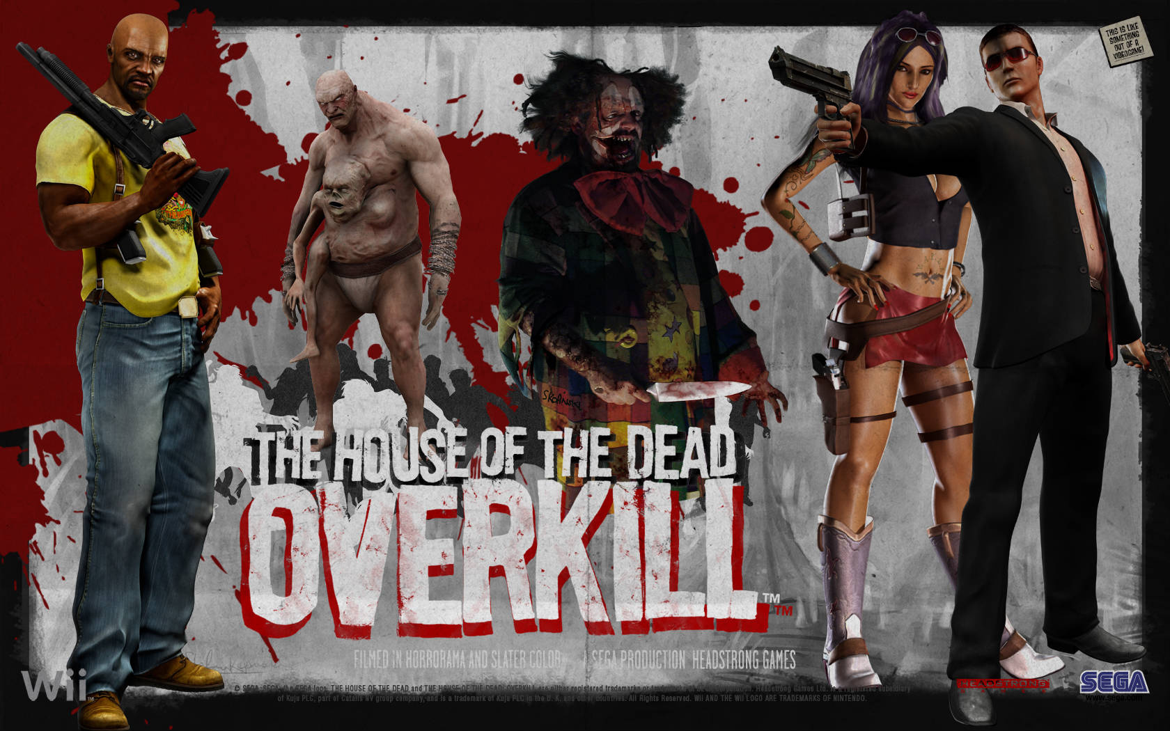 Time Extension Win A House Of The Dead Overkill T Shirt