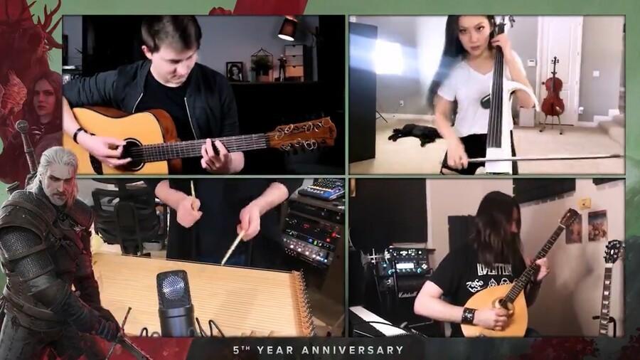 Witcher 3 Anniversary