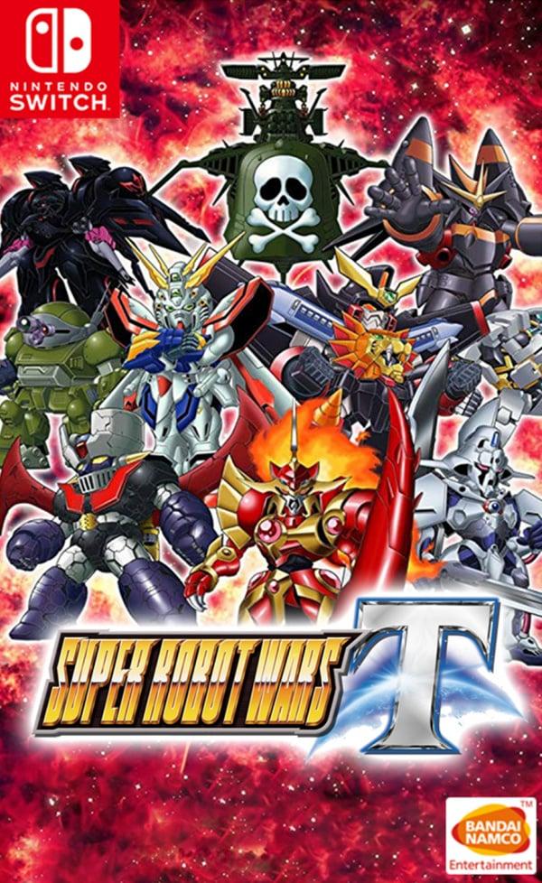 Resultado de imagem para super robot wars switch