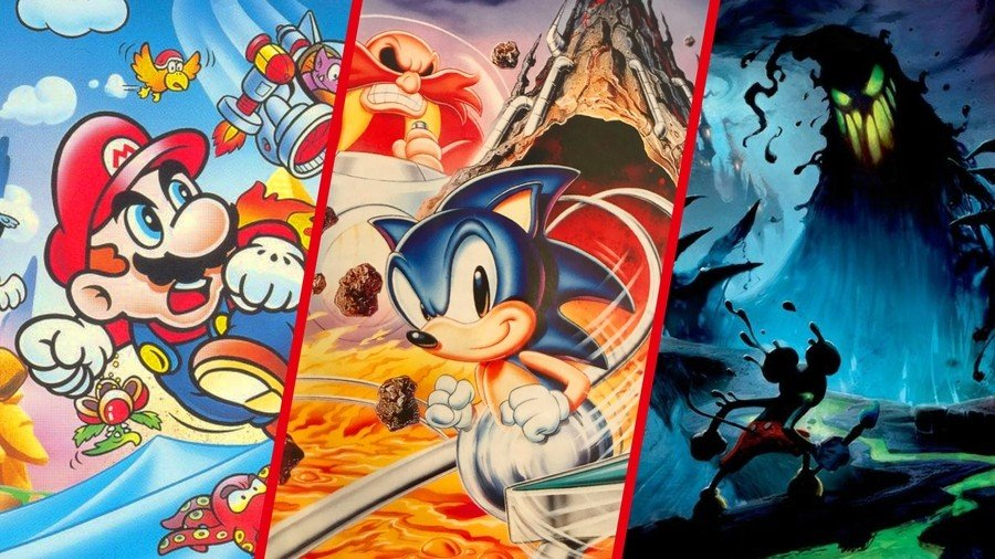 Games That Could Benefit From Remakes