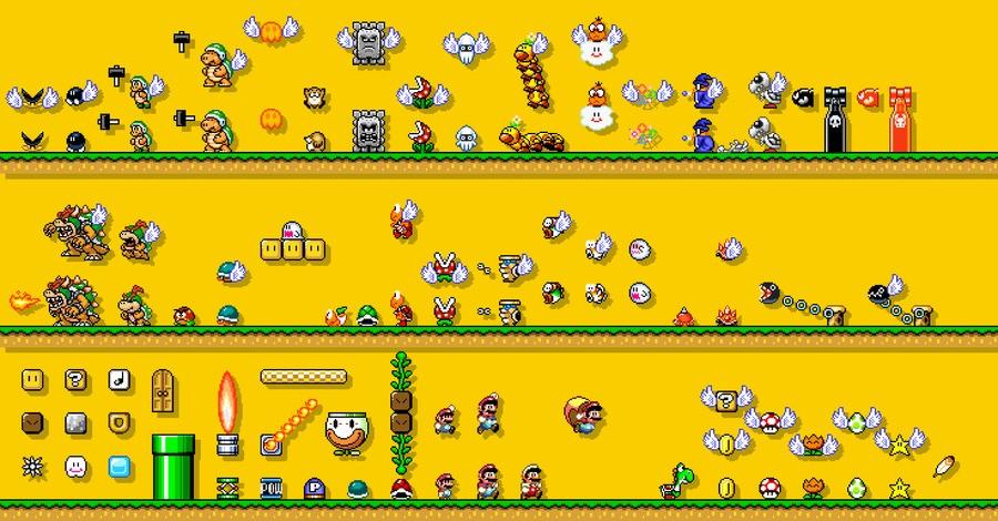 What a wonderful Super Mario World