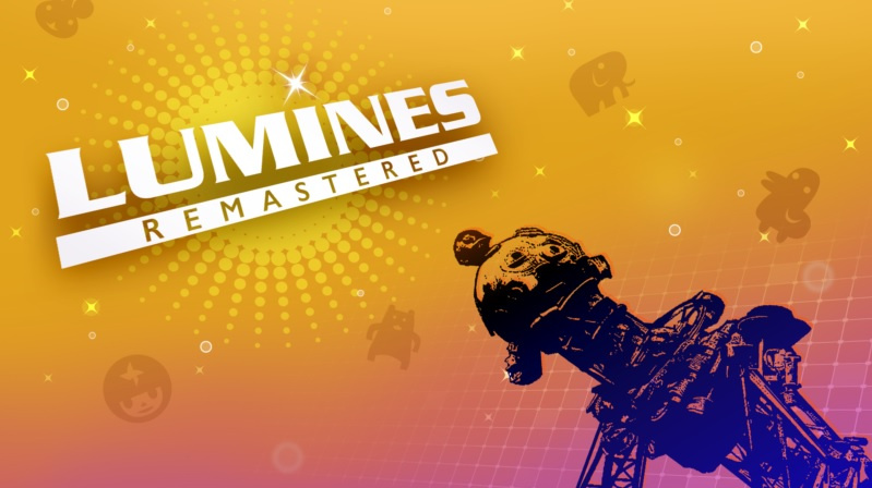 Limited Run Games Teases Lumines Remastered Physical Release
