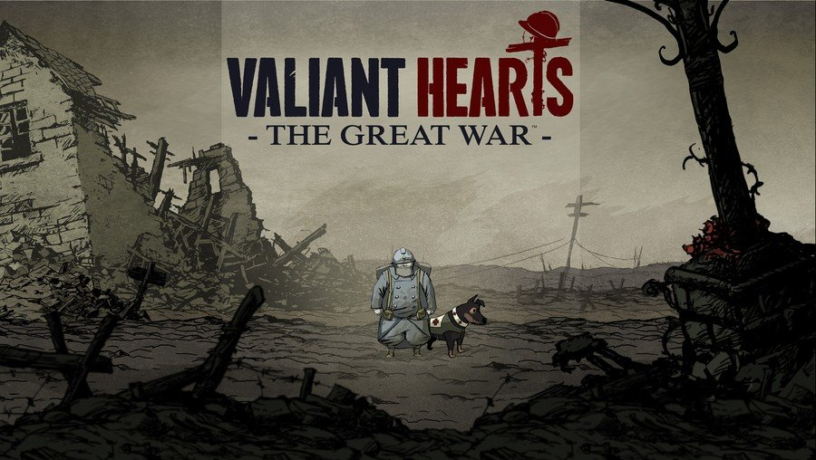 Valiant Hearts for Switch