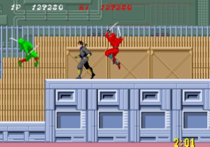 Even more ninja action on VC!