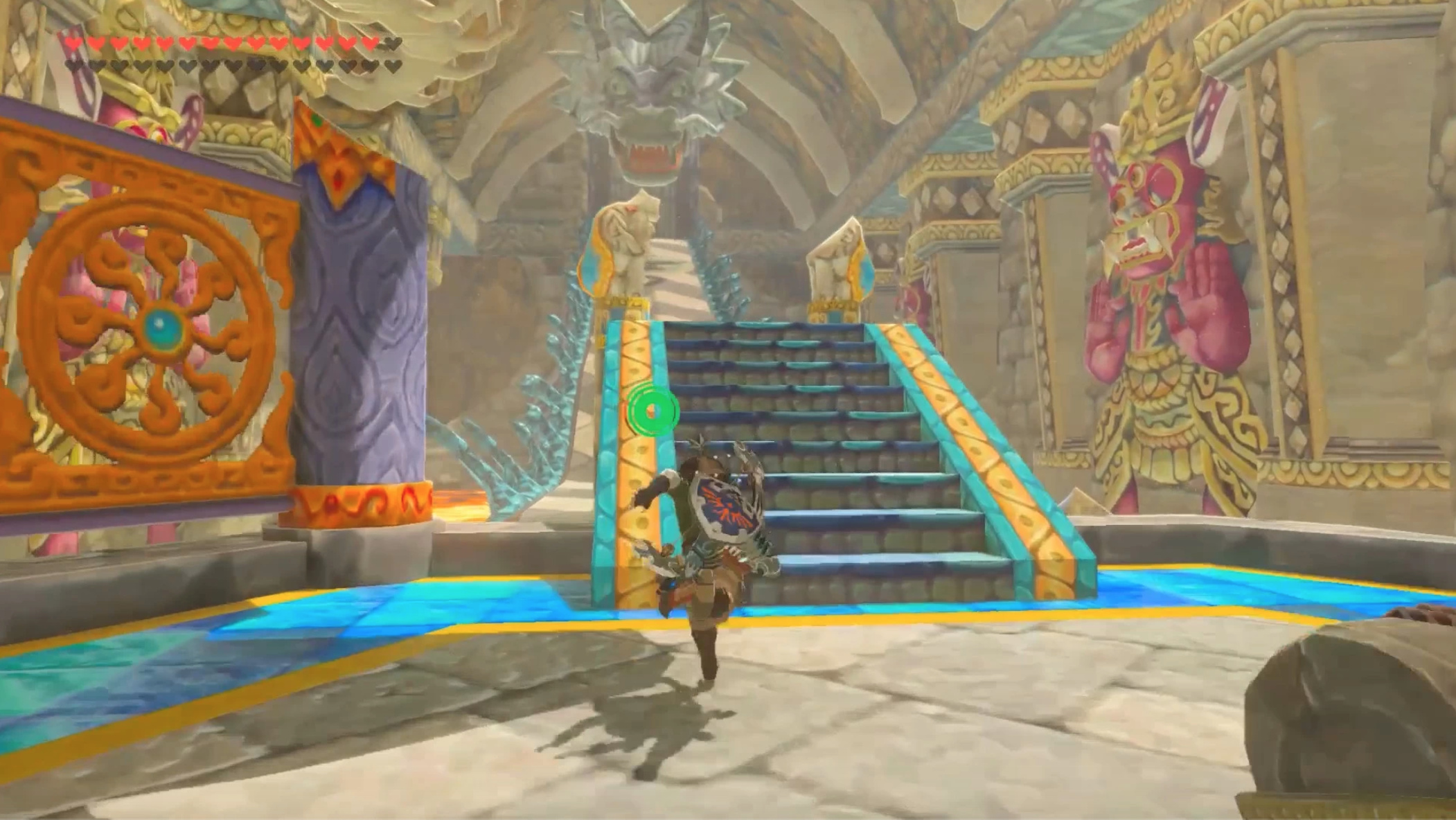 Zelda: Breath Of The Wild Mod Adds Skyward Sword's Earth