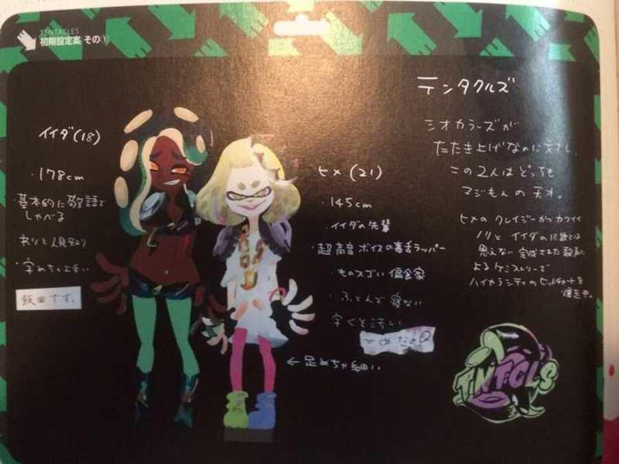 Pearl and Marina