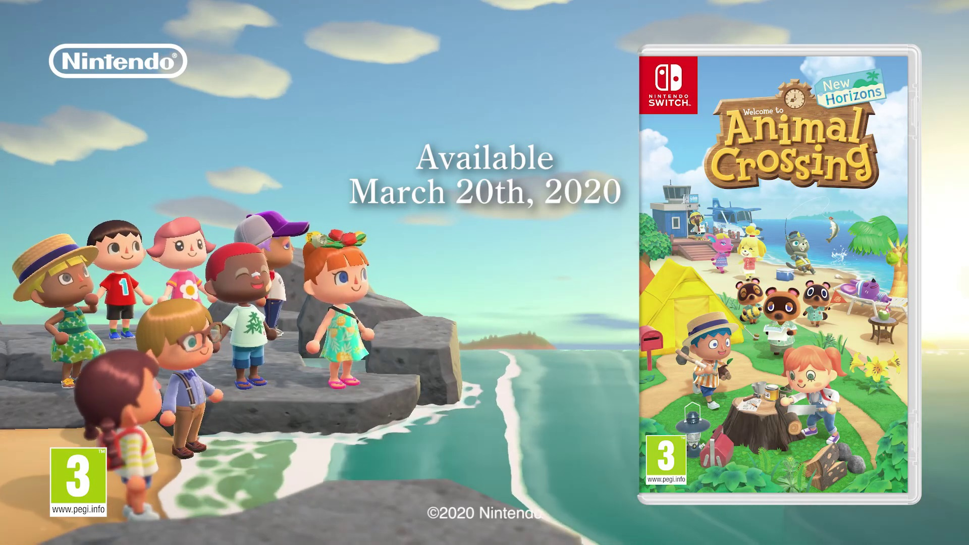 Video Nintendo Releases New Commercial And Boxart For Animal