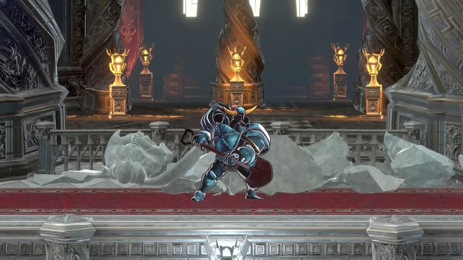 Shovel Knight Bloodstained