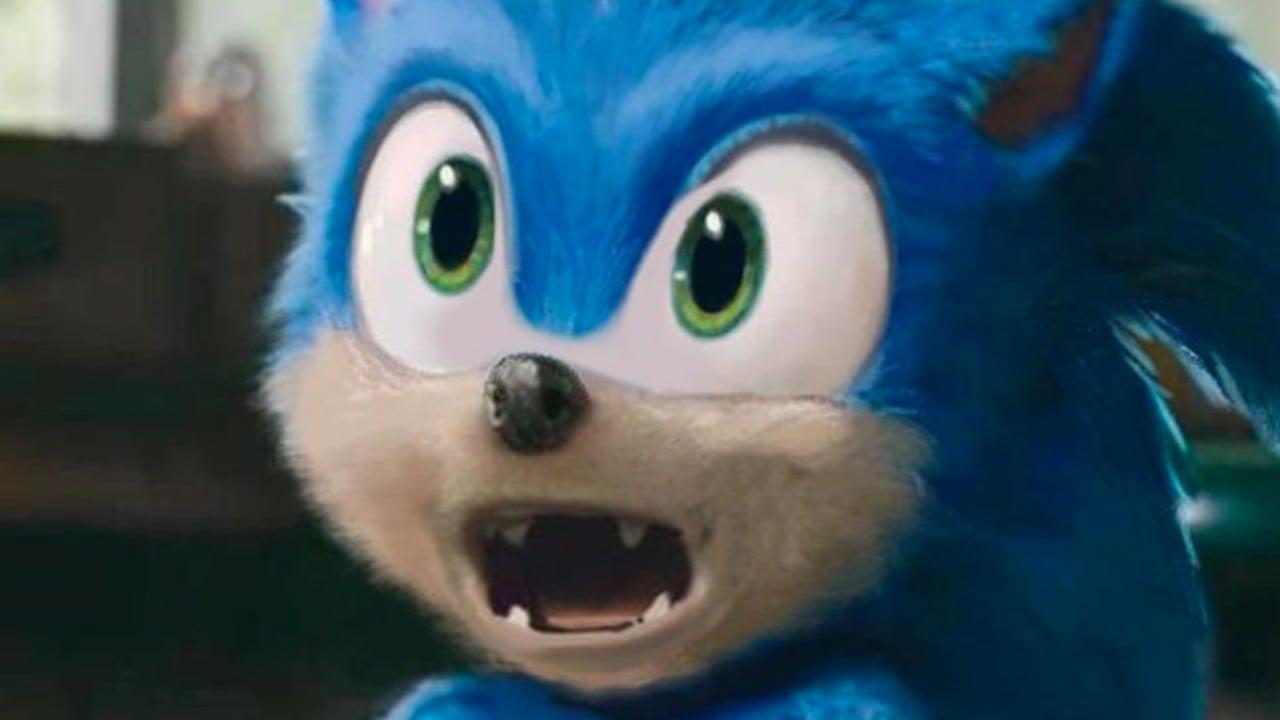 Random Phew The Internet Is Fixing That Terrible Sonic Movie Trailer Nintendo Life