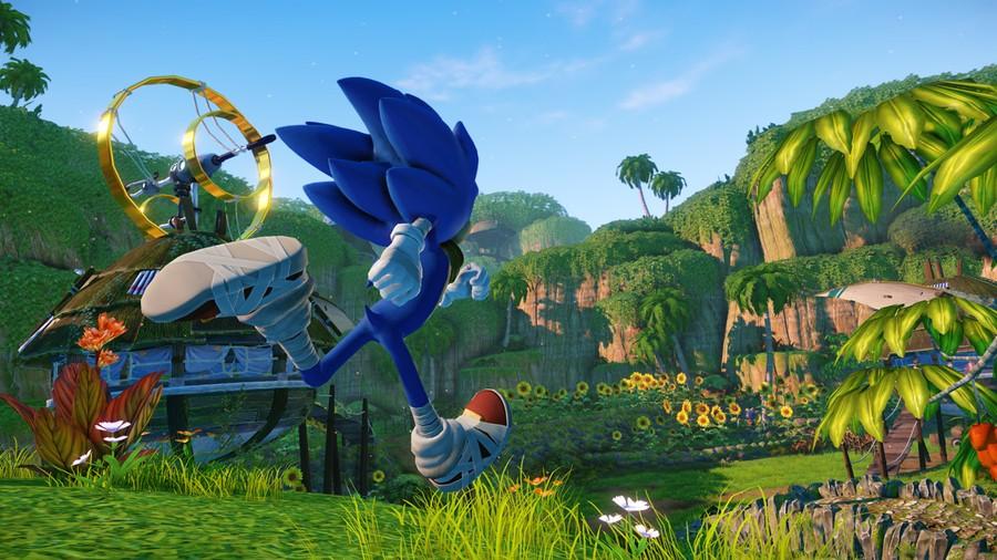 SONIC BOOM VIDEO GAME - 03 Sonic 1391691295