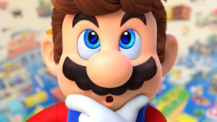 Mario Oooo